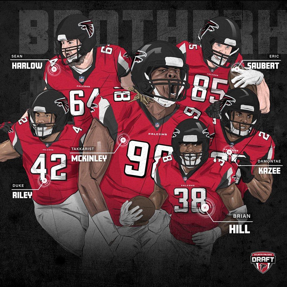 Photo Credit: Atlanta Falcons